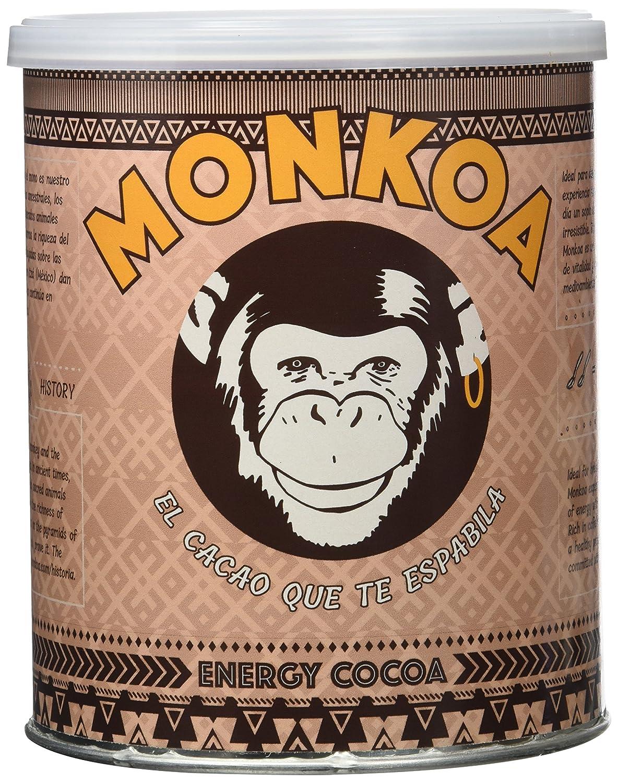Monkoa Cacao Soluble - 4 Paquetes de 400 gr - Total: 1600 gr: Amazon.es: Alimentación y bebidas