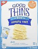 Good Thins Rice Thins Simply Salt Saltines, 100g