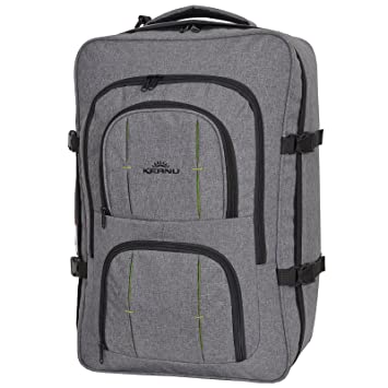 rucksack oder koffer