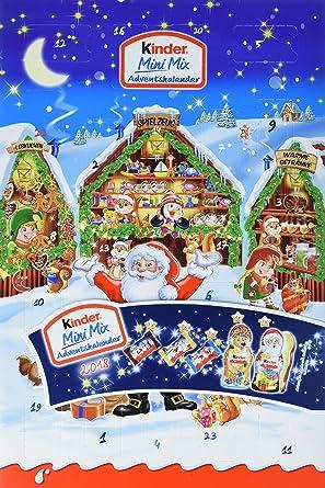 Weihnachtskalender Netto.Kinder Mini Mix Adventskalender 1er Pack 1 X 152 G