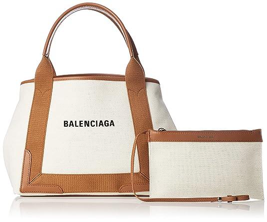 760054bea Amazon | [バレンシアガ] ショルダーバッグ_Ladies レディース NAVY CABAS S バッグ 並行輸入品 NATUREL/ CARAMEL [並行輸入品] | BALENCIAGA(バレンシアガ) ...