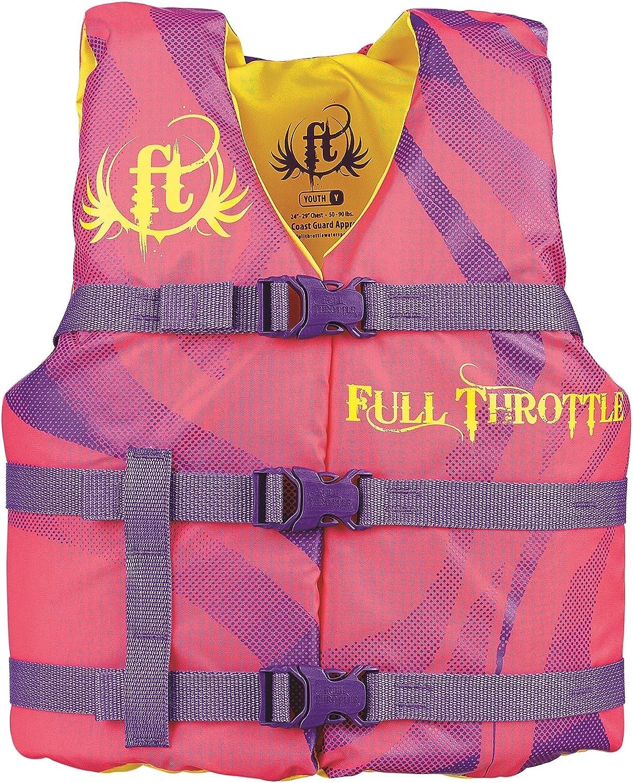 Full Throttle Youth Life Vest