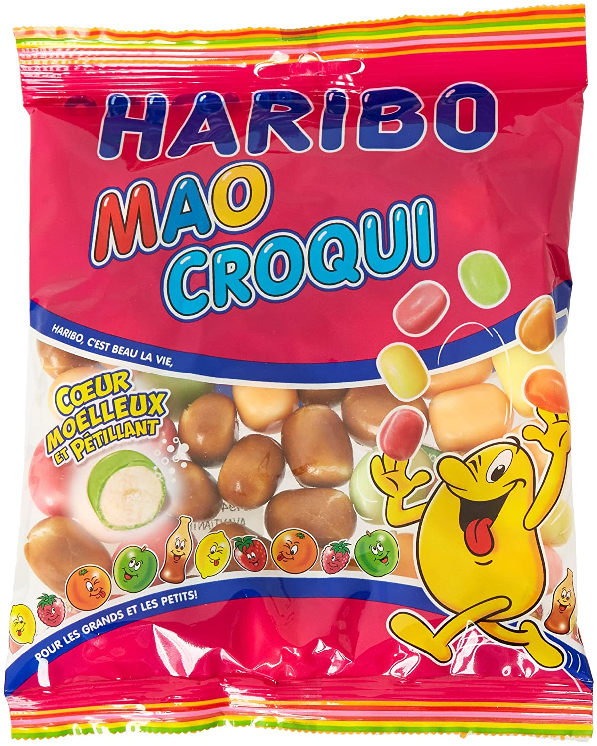 Haribo Mao Croqui Grocery Gourmet Food Baby Music Cellular Phone