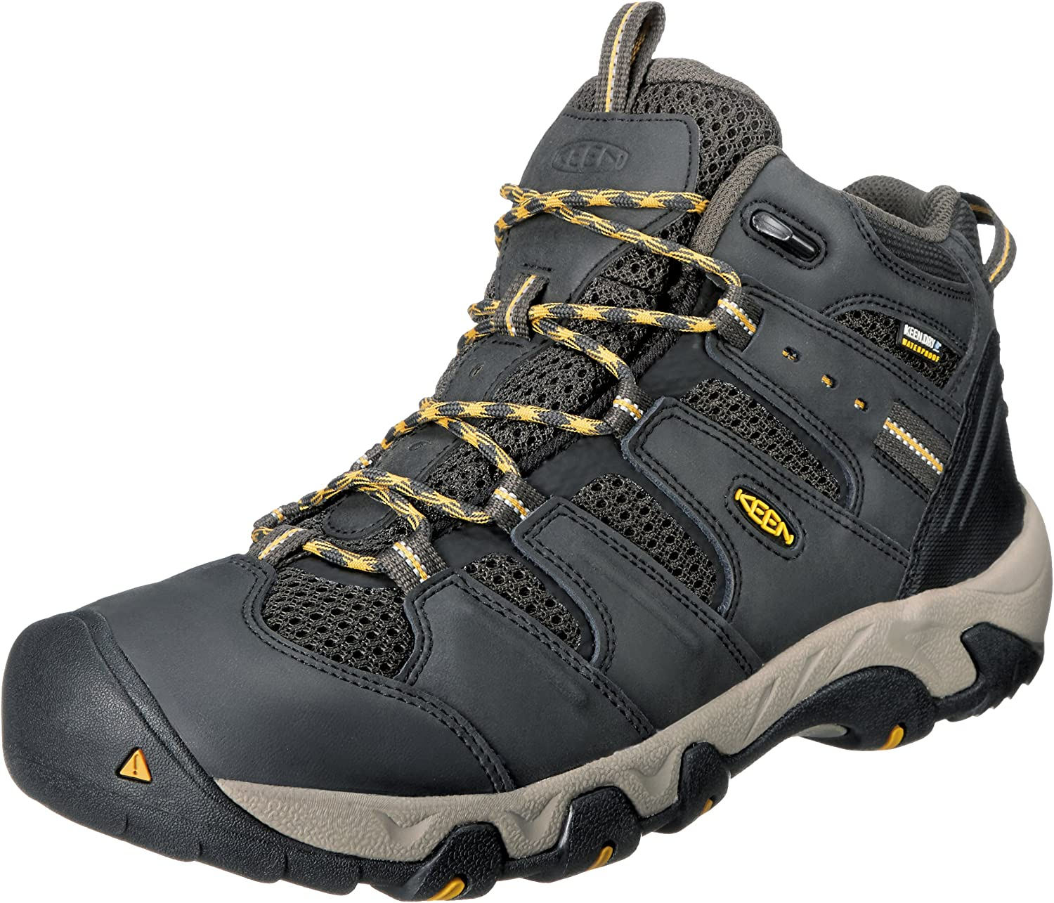 KEEN Men's Koven Mid Wp Low Rise Hiking