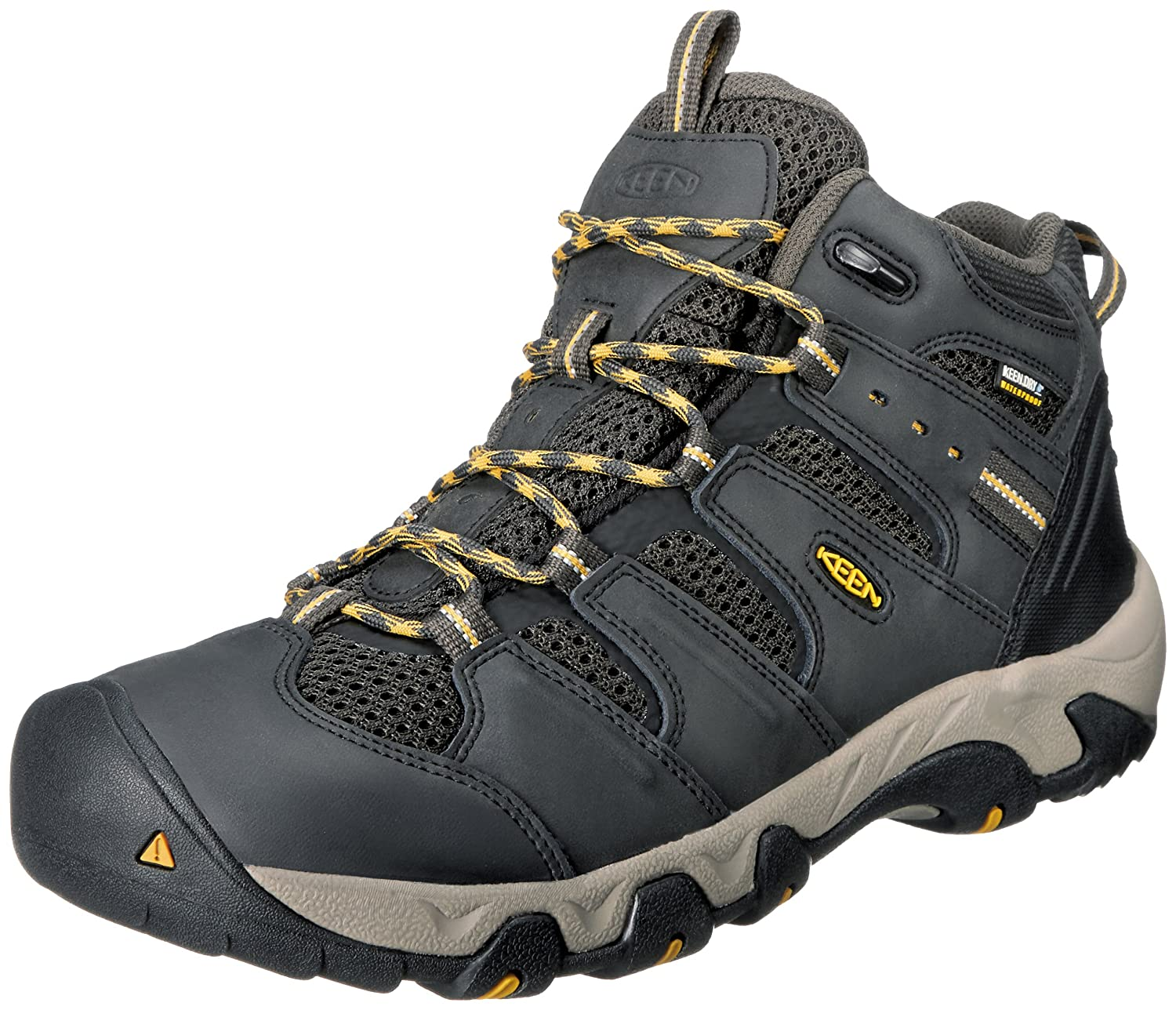 b536e0d3d10 KEEN Men's Koven Mid Wp Low Rise Hiking Boots