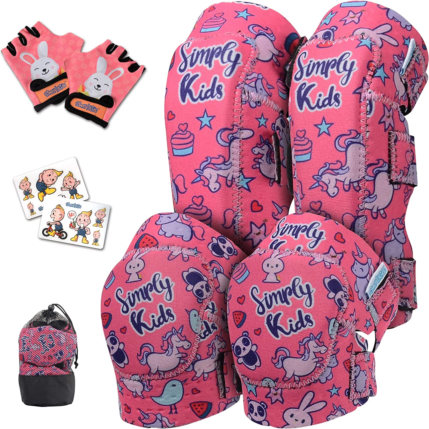 Simply kids protective gear