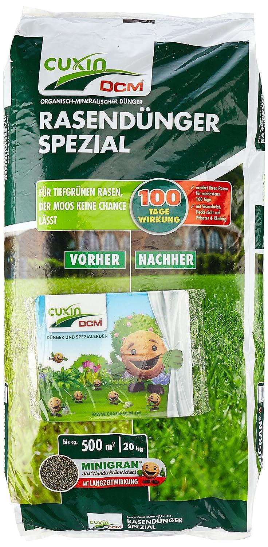 Cuxin Rasendünger Spezial Minigran 20kg Bild