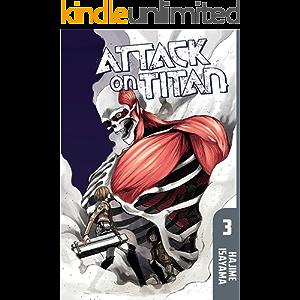 Attack on Titan Vol. 3