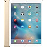 Apple iPad Pro (128GB, Wi-Fi, Gold) 12.9in Tablet (Renewed)