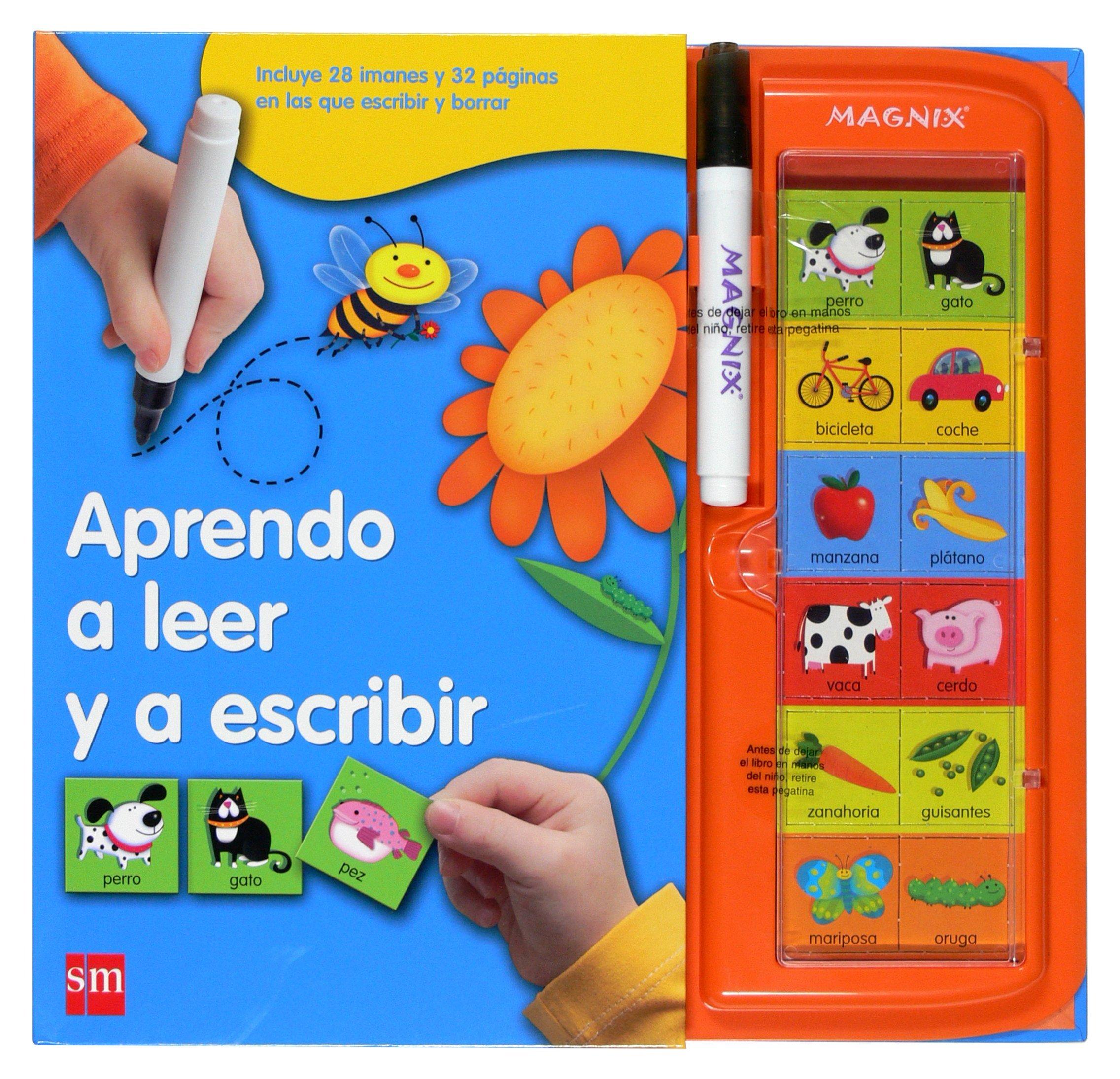 Aprendo a leer y a escribir (Spanish) Paperback – 2008