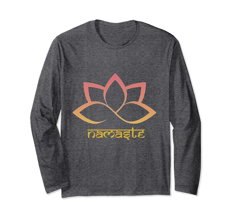 Yoga spirit shirts namaste lotus flower t shirt meditation fa kuxovo yoga spirit shirts namaste lotus flower t shirt meditation fa izmirmasajfo