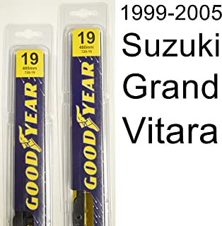 "product image for Suzuki Grand Vitara (1999-2005) Wiper Blade Kit - Set Includes 19"" (Driver Side), 19"" (Passenger Side) (2 Blades Total)"