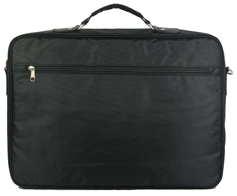 "17/"" 16.4/"" 15.6/"" Laptop Notebook Carrying Messenger Bag Case Briefcase"