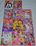 Lisa Frank Portfolio Pocket Folder Set of 4
