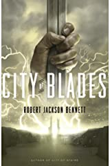 City of Blades: A Novel (The Divine Cities Book 2) Kindle Edition