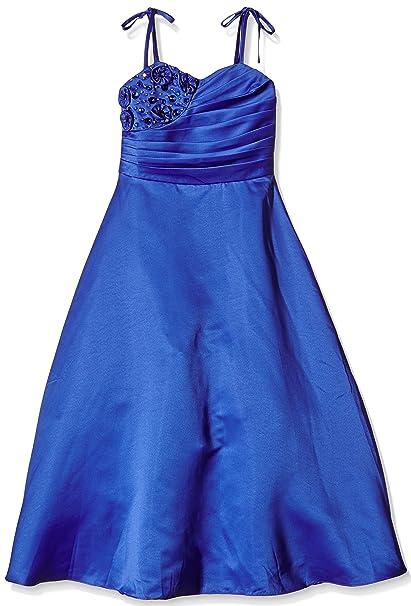 go2victoria - Vestido - para niña azul azul cobalto