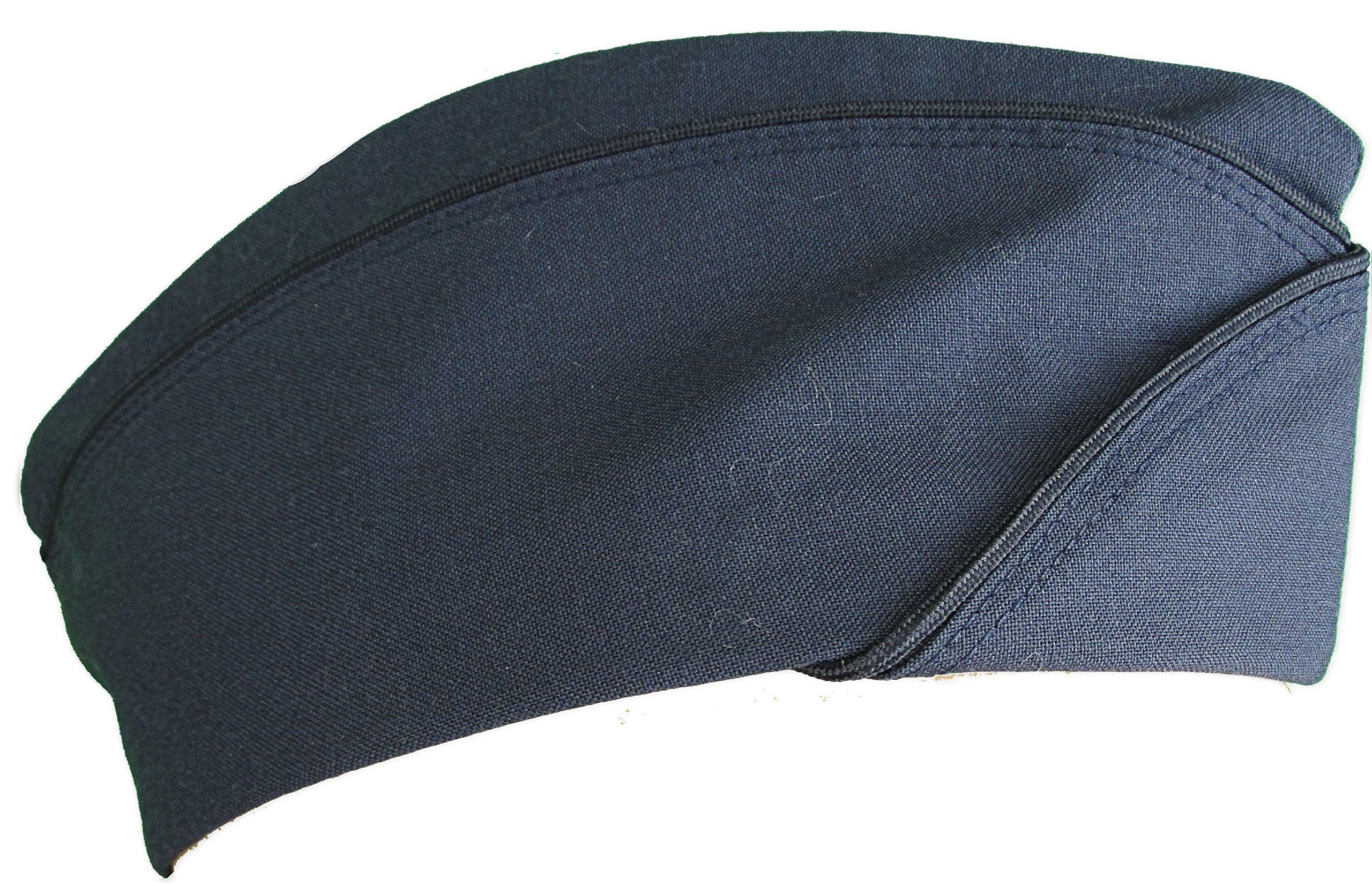 Genuine U.S. Air Force Garrison CAP (Flight Cap) - BLUE - SIZE 7