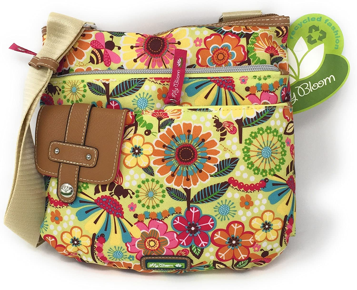 Amazon.com: Lily Bloom Busy Bee Sunshine flores Camilla ...