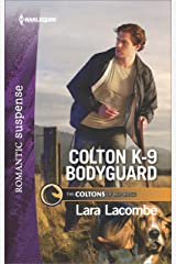 Colton K-9 Bodyguard (The Coltons of Red Ridge Book 3) Kindle Edition