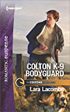 Colton K-9 Bodyguard (The Coltons of Red Ridge)