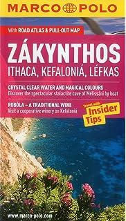 Zakinthos Road Map Amazoncouk Freytag Berndt 9783850848664
