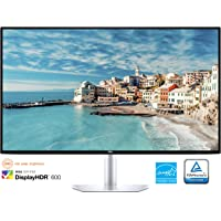 "Dell S2719DM S Series Full HD LED IPS Ultrathin Monitor, 27"", 2560 x 1440 Pixels, Silver"