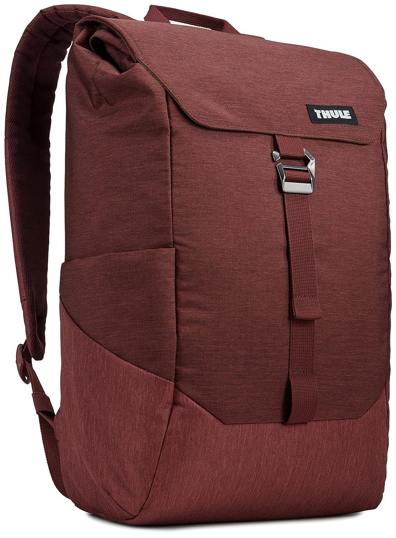[スーリー] リュック Thule Lithos Backpack 16L ノートパソコン収納可 Dark Burgundy   B078TVX8Y5
