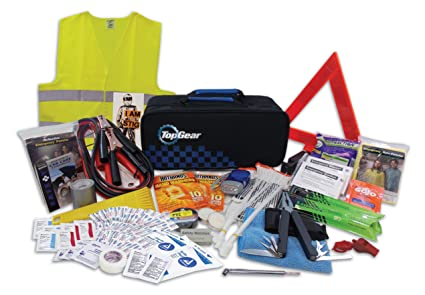 Top Gear 1017 Deluxe Winter Roadside Assistance Kit (89-piece)