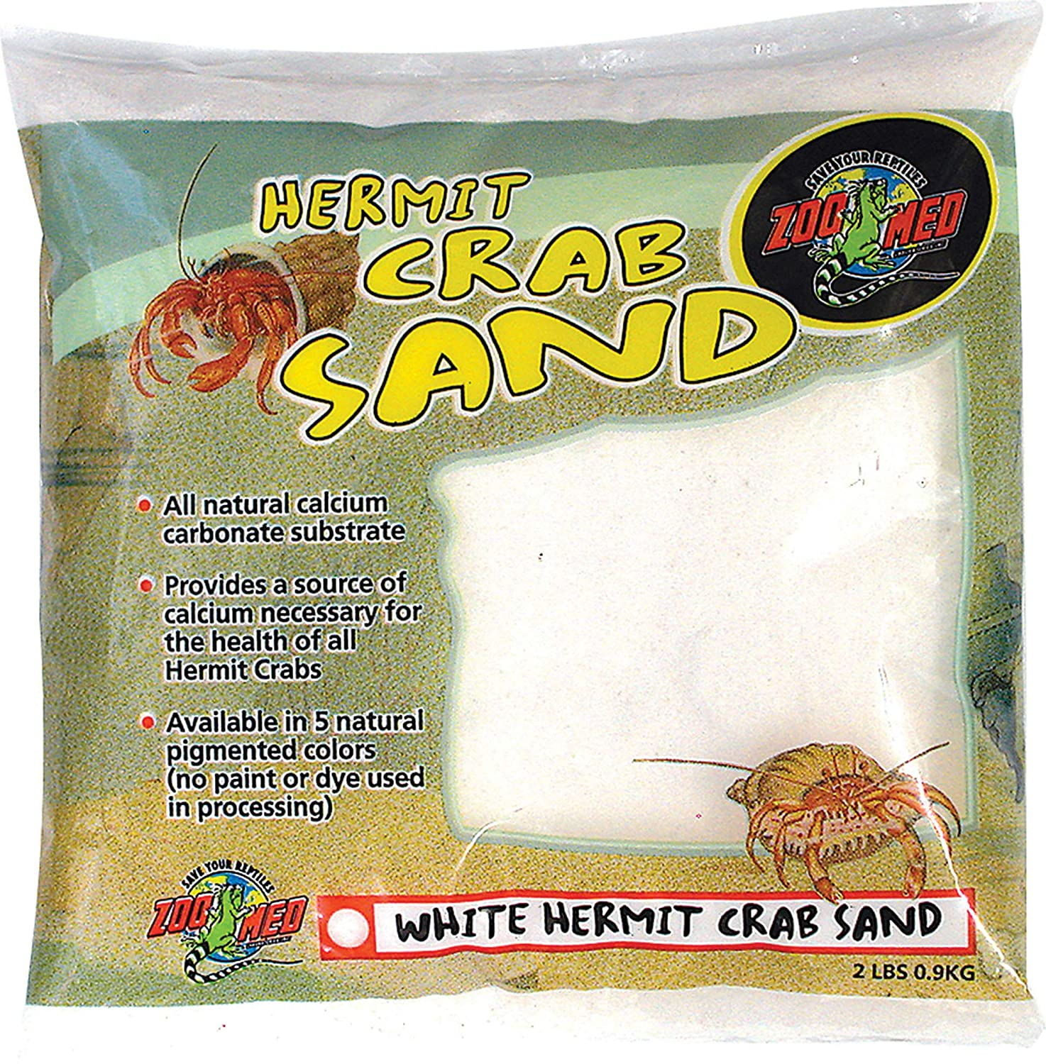 Hermit Crab Sand (Pack of 2)