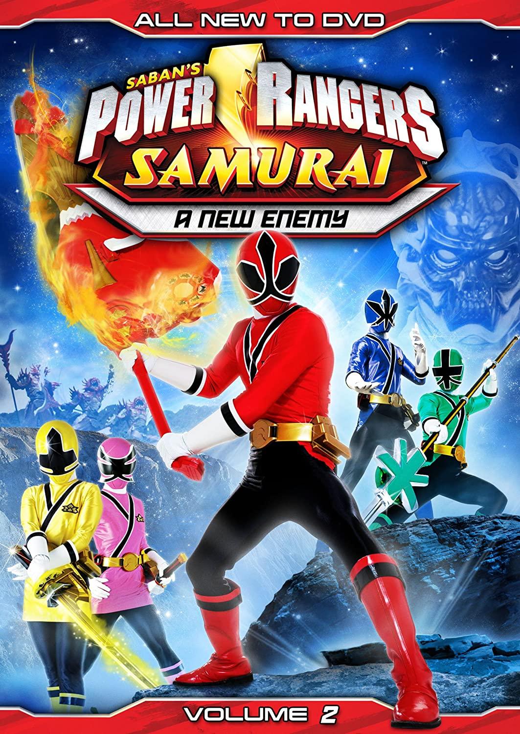 Once Power rangers samurai not
