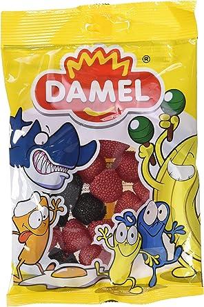 Damel - Moras - caramelos de goma - 180 g - [Pack de 6]: Amazon.es: Alimentación y bebidas