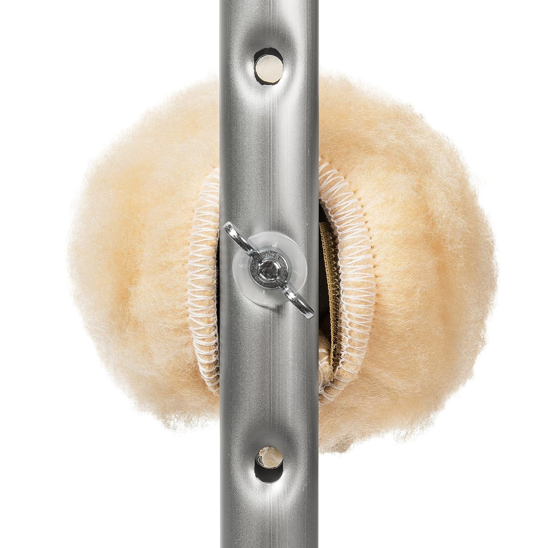 Amazon.com: lana de oveja forro polar sintéticas y espuma ...