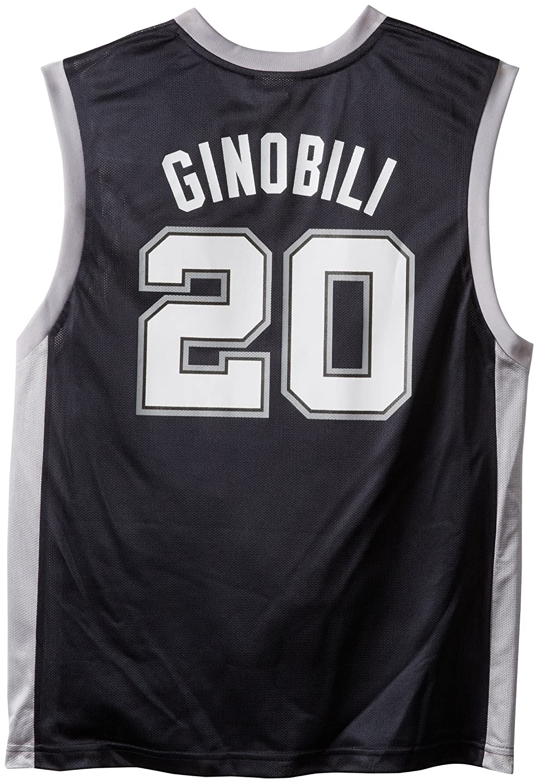 cheaper 0fb5d 97a37 Amazon.com : NBA San Antonio Spurs Emanuel Ginobili Men's ...