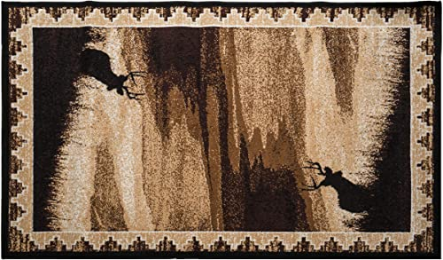 Furnish my Place 528MLT5x8 Area Rug