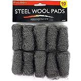 Kole Imports Steel Wool Pads (HX003)