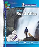 Michelin North America Road Atlas 2015, 13e