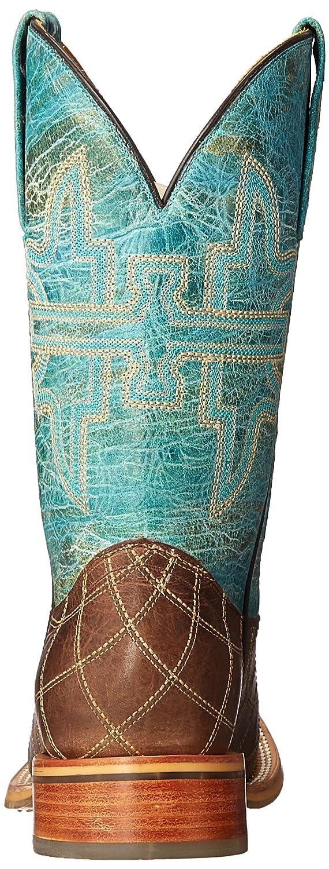 Tin Haul Shoes Women's Dreamcatcher Work Boot B01MDR40Q0 5.5 D US|Brown