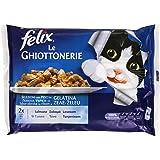 Felix le Ghiottonerie, Selezioni con Pesci in Gelatina, Salmone e Tonno - 400 gr