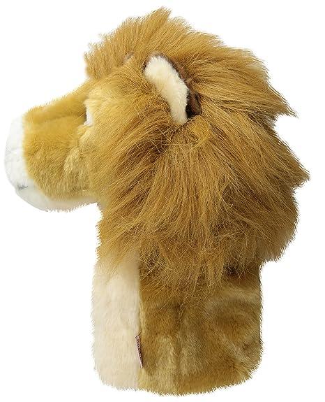 Daphnes - Funda para Cabeza de Palo de Golf, diseño de león ...