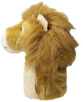 Daphnes Lion Headcovers