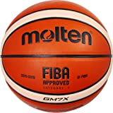 Molten BGM Basketball Sports FIBA Approved 12 Panel Indoor Match Training Ball