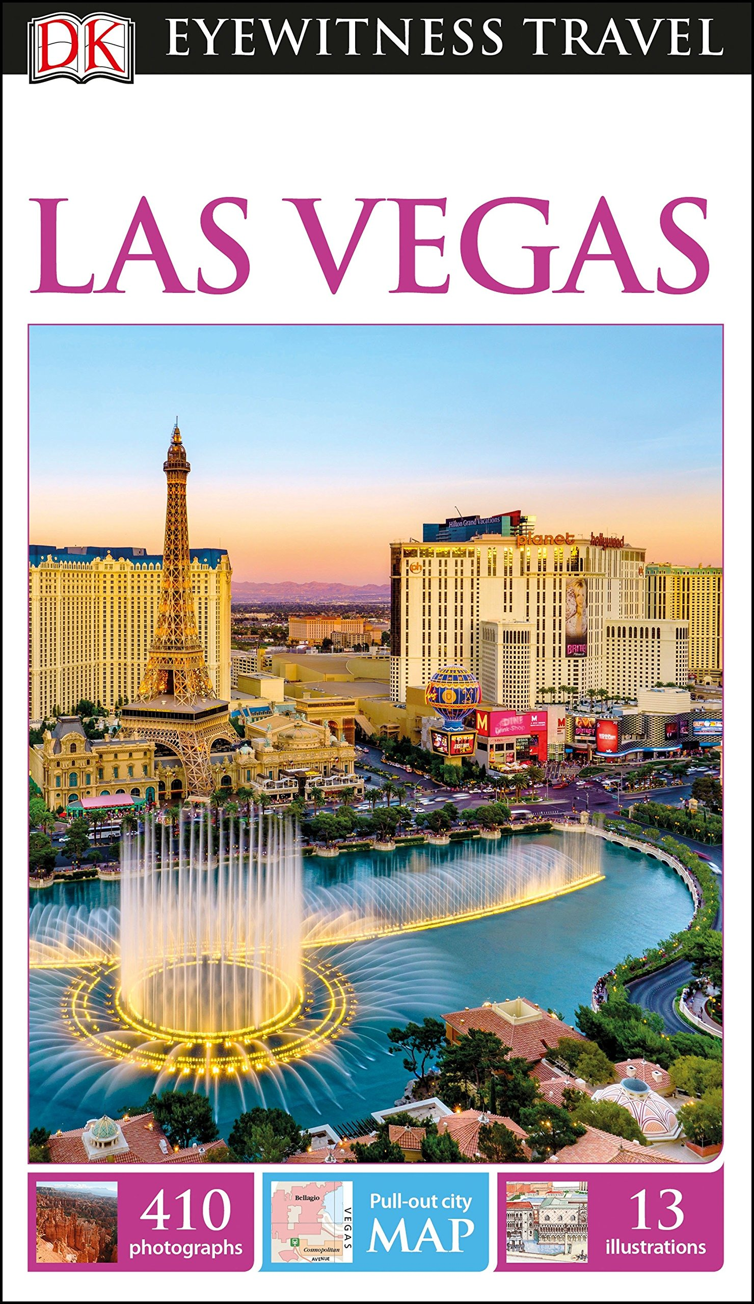 DK Eyewitness Travel Guide Las Vegas pdf epub