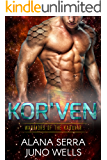 Kor'ven (Warriors of the Karuvar Book 2)