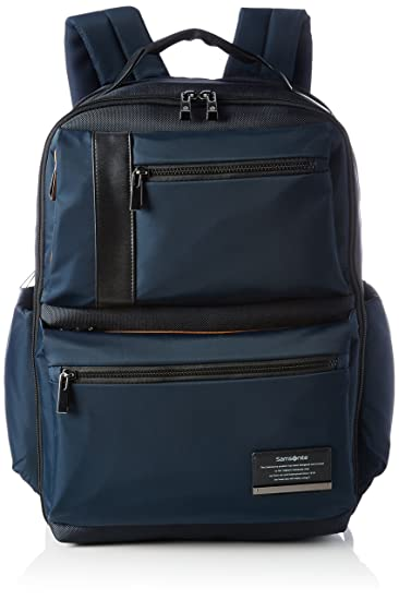 Amazon.com: Samsonite Openroad Laptop Backpack Casual Daypack, 42 cm, 15.5 Liters, Space Blue: Altman Luggage Co.