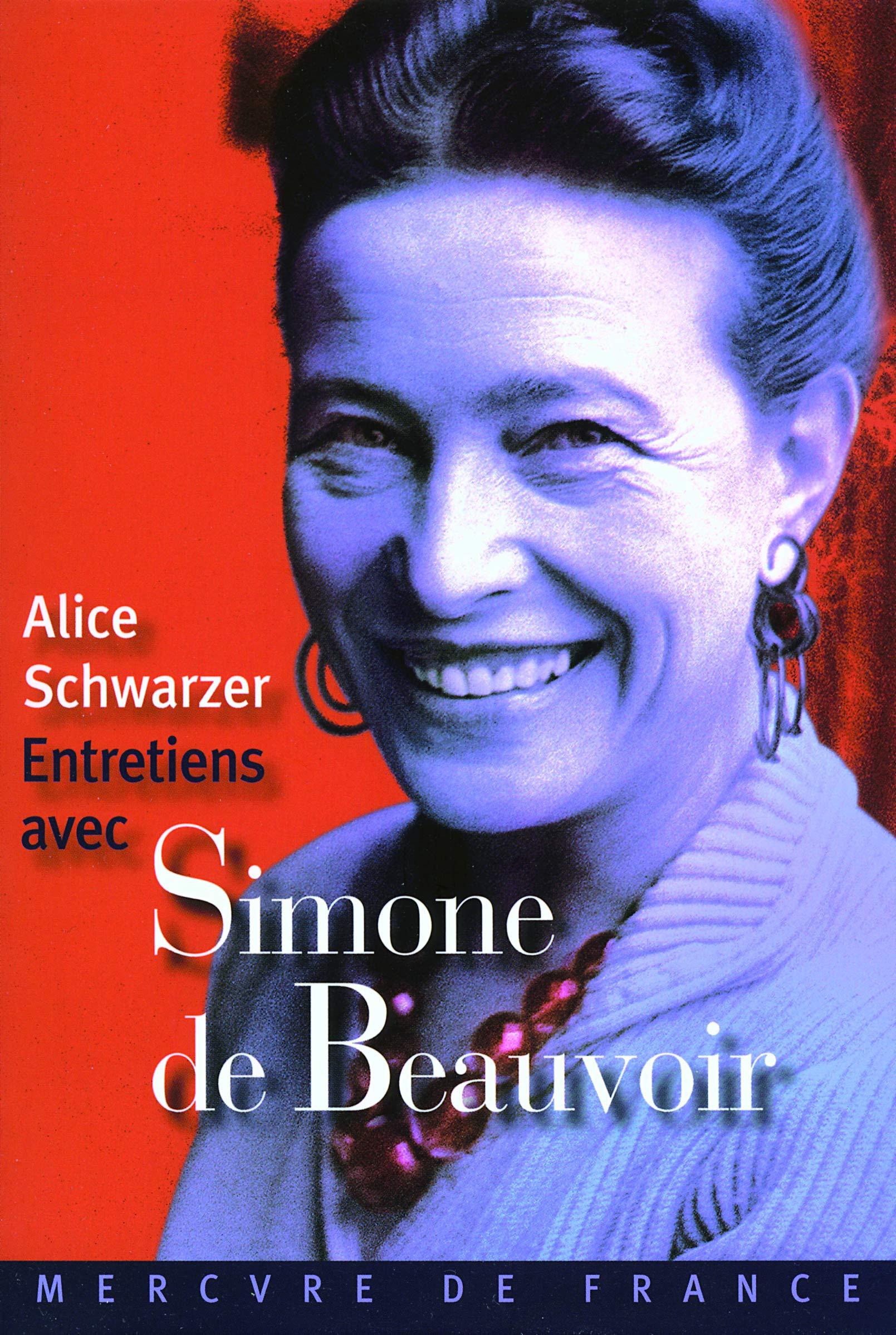 Entretiens Avec Simone De Beauvoir Amazon Co Uk Schwarzer Alice Marcou Lea Mirsky Daniel 9782715228382 Books