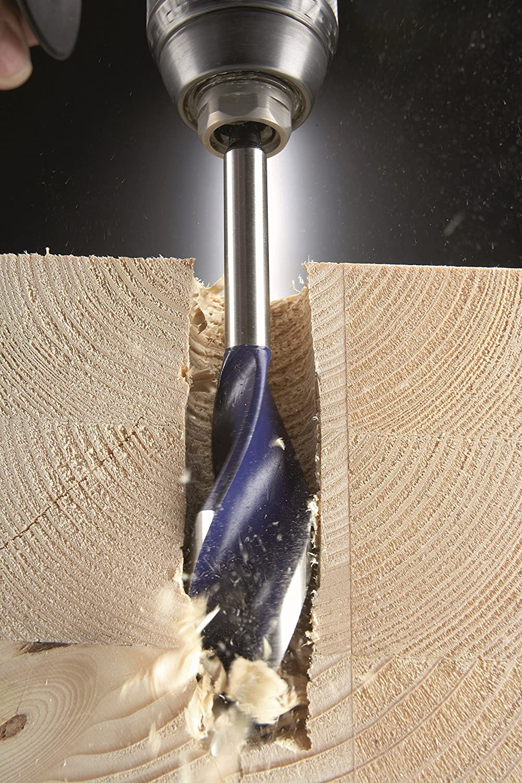 Speedbor 10506621 Brocas madera Blue Groove 6x 18mmx152 18mm