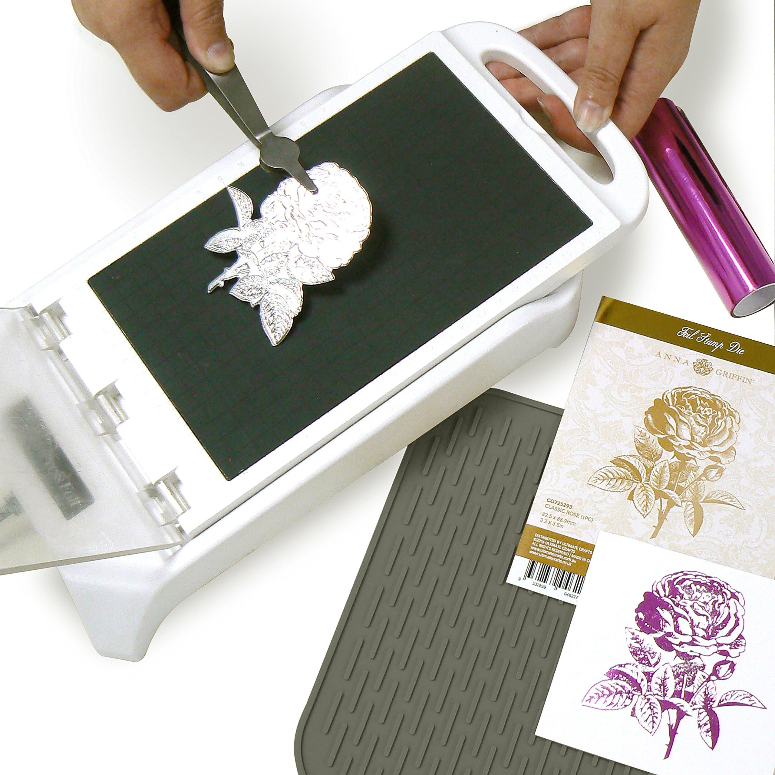 Artdeco Creations GOPRESS - Best Foil Embossing Machine For Beginners