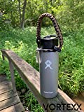 Vortexx Paracord Strap Water Bottle Handle for