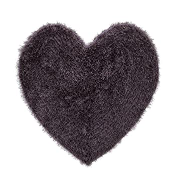 Lova Tapis En Forme De Coeur Violet   Alinea 80.0.