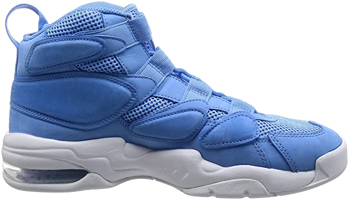 super popular 2fb60 6a31d Uomo Nike Air Max 2 Uptempo 95 AS QS, UNIVERSITY BLU   BLEU CAROLINA   BLEU  CAROLINA, 10,5 M US  Amazon.it  Scarpe e borse